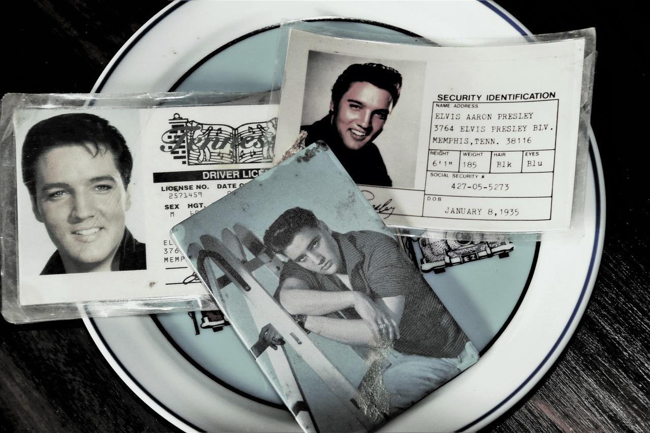 Calendario Elvis Presley