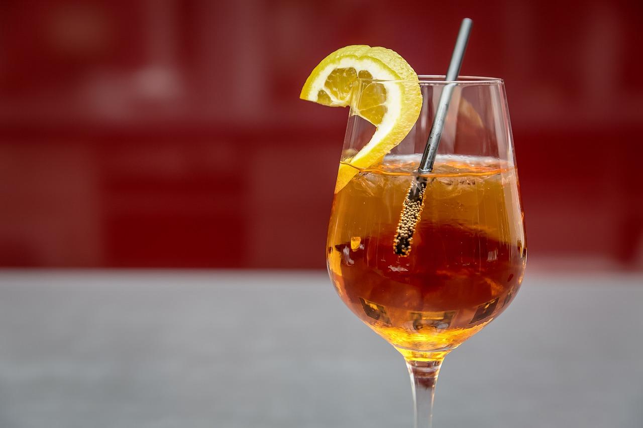 aperitivo tonificante
