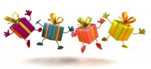 idee regalo per feste e cerimonie