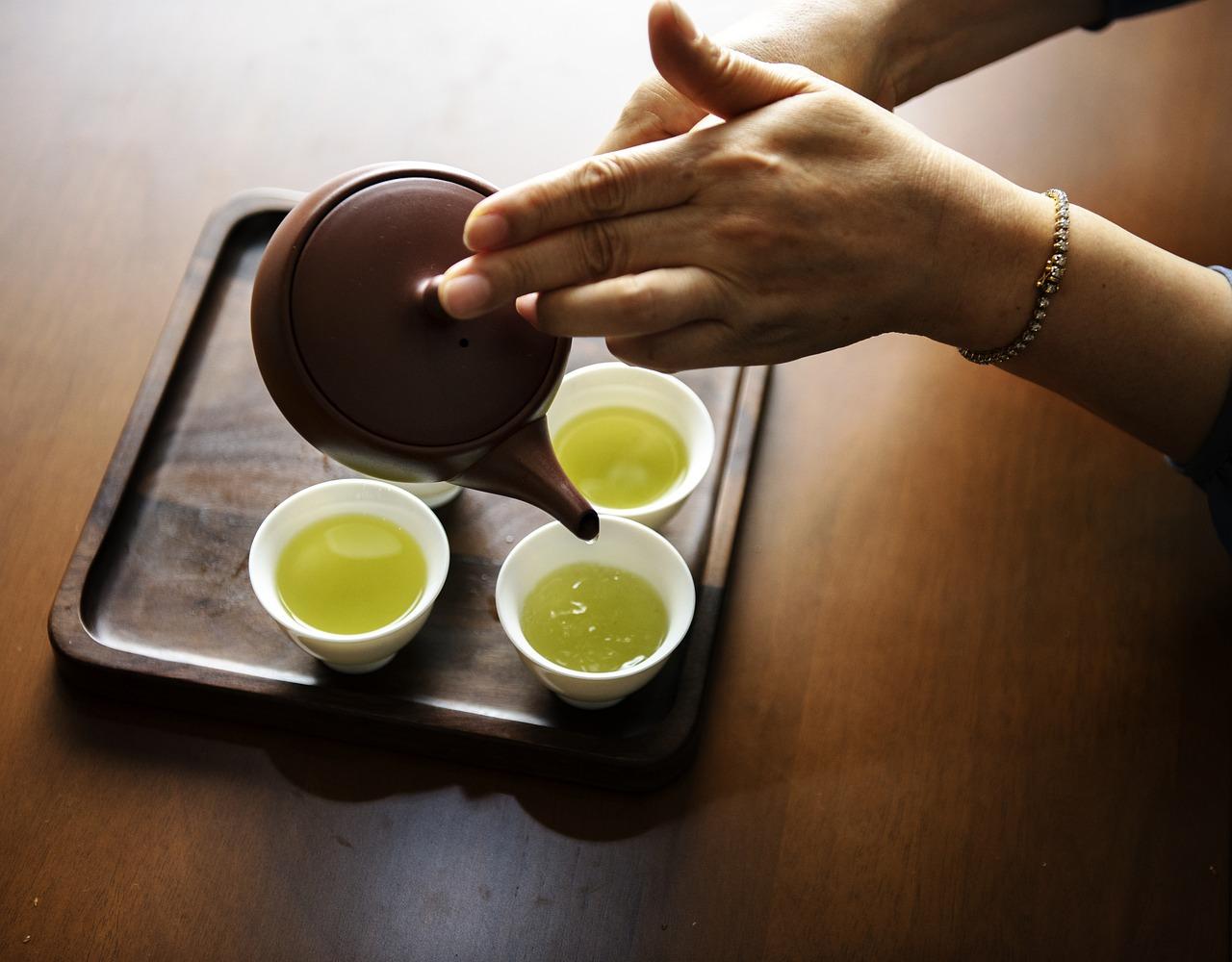 te verde da bere per dimagrire