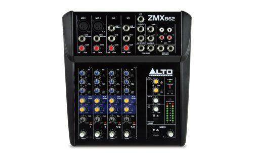 Recensione ALTO Professional ZMX862