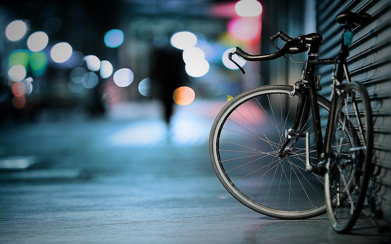 bicicletta restaurata