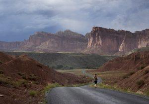 i benefici di correre in montagna