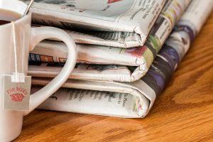 schieramento politico giornali italiani